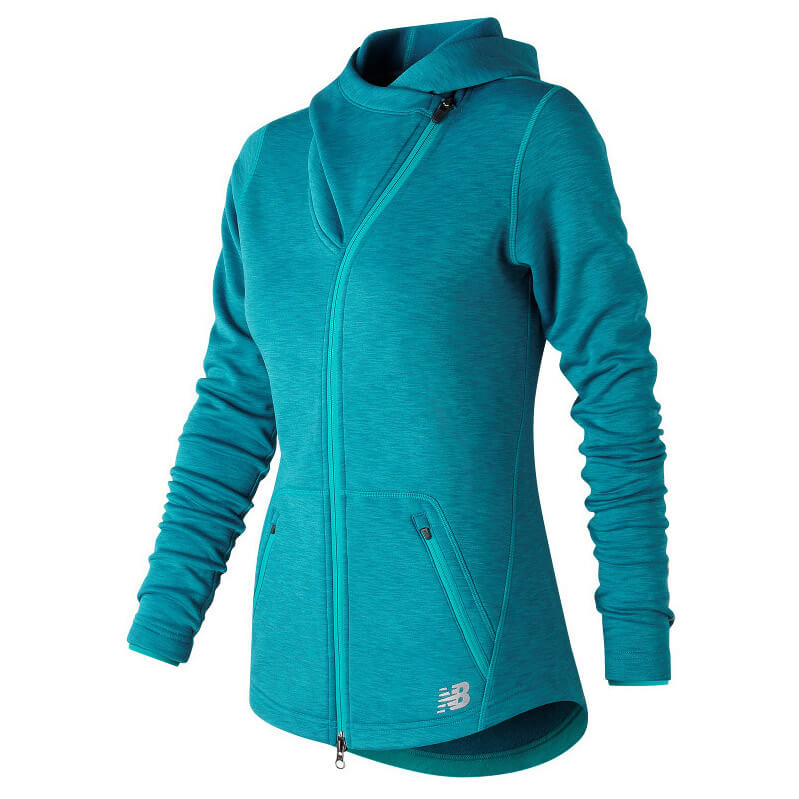 New Balance NB Heat EN Route Jacket - Laufjacke Damen online ...