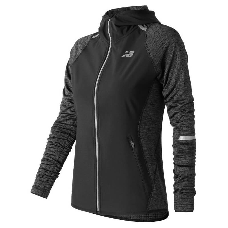 New Balance NB Heat Run Jacket - Running jacket Women's ...