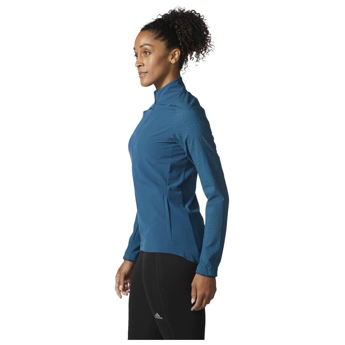 adidas Womens Running Supernova Storm Jacket Clothing Women