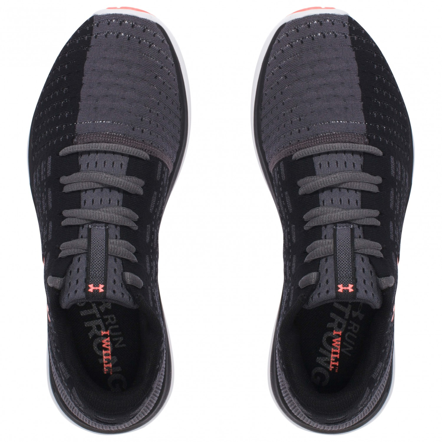 Cheap under armour black trainers Buy