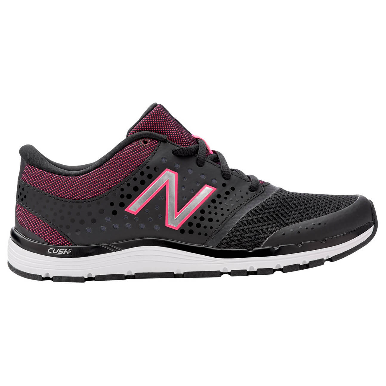 New Balance - Women's Training WX577 v4 - Fitnessschuh Black / Alpha Pink