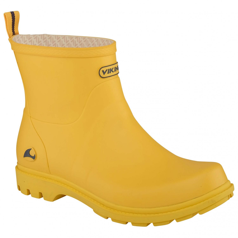 Viking - Women's Noble - Gummistiefel Yellow