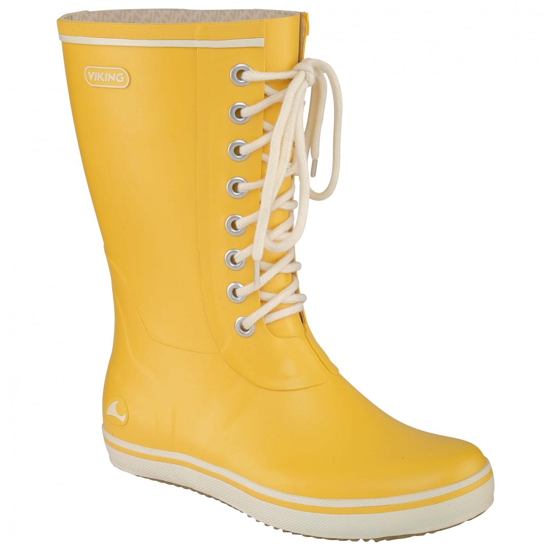Viking - Women's Retro Light - Gummistiefel Yellow