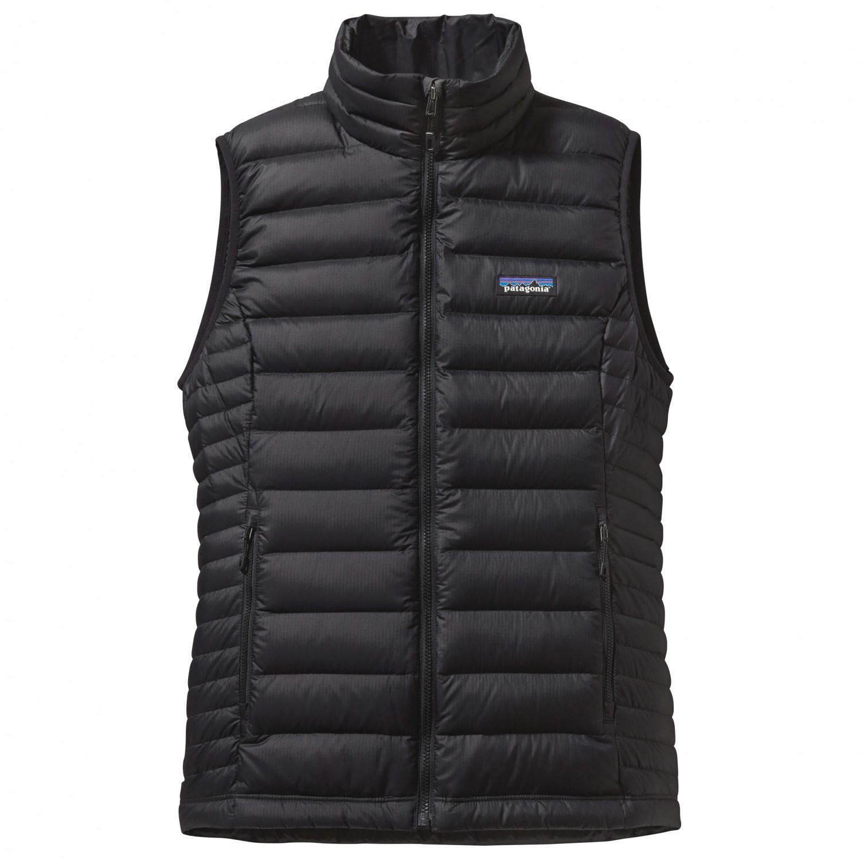 nouveau produit 1351e 3bff6 Patagonia - Women's Down Sweater Vest - Doudoune sans manches - Black   XS