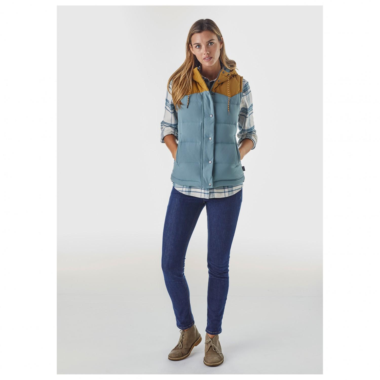 fec29c822b6 ... Patagonia - Women's Bivy Hooded Vest - Down vest ...
