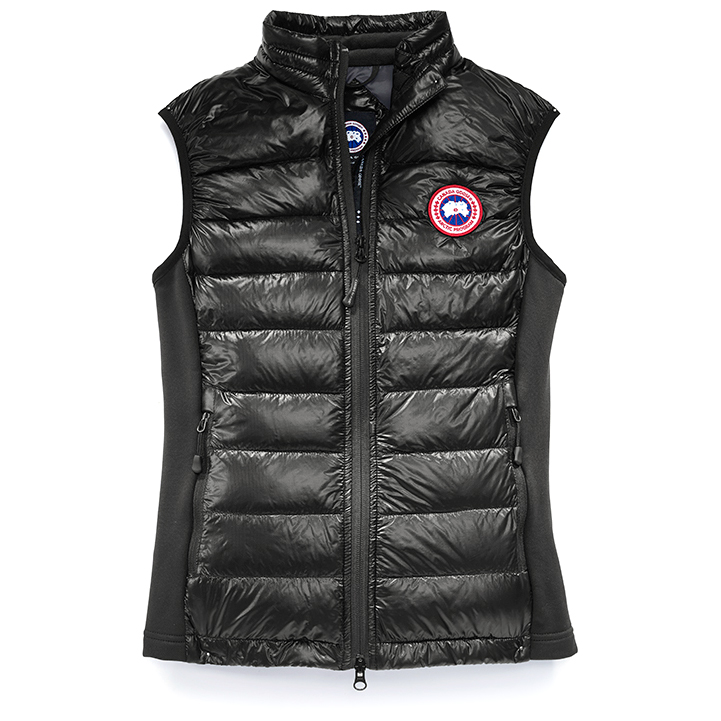 Canada Goose Ladies Hybridge Lite Vest Doudoune sans manches Black | XS