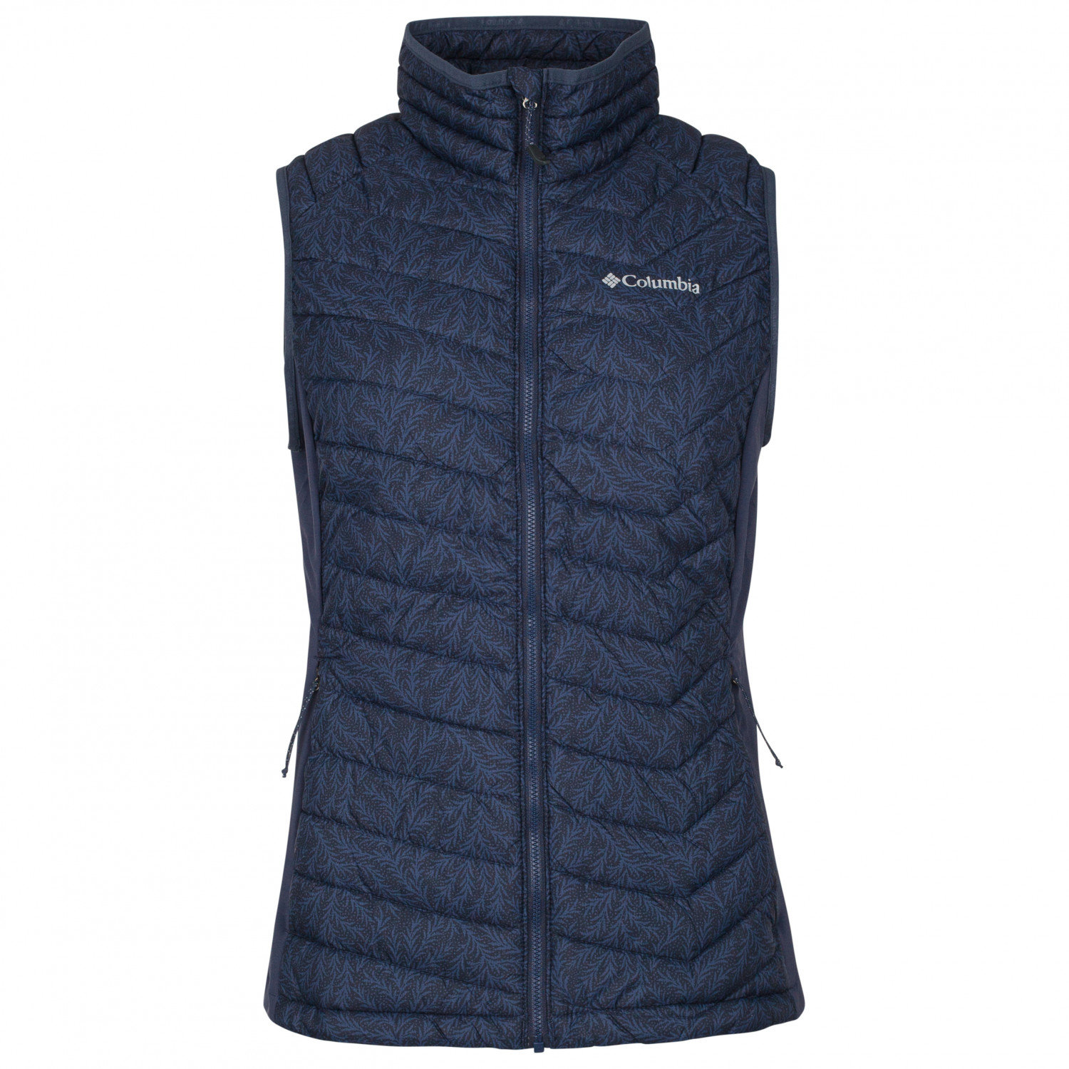 Columbia Powder Pass Vest Gilet synthétique Femme