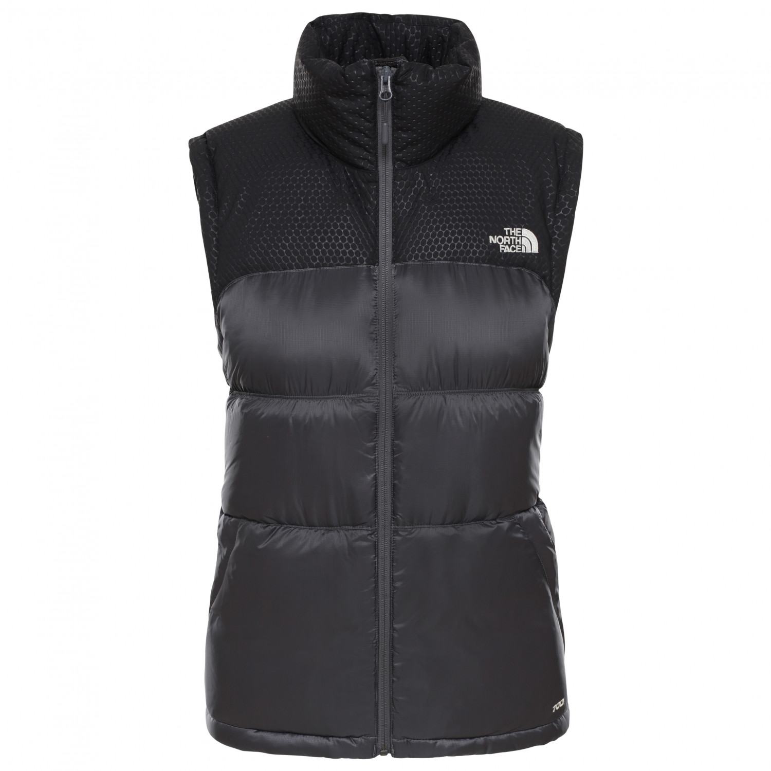 meilleur pas cher f7a80 e08f1 The North Face - Women's Nevero Down Vest - Doudoune sans manches - Vanadis  Grey | XS