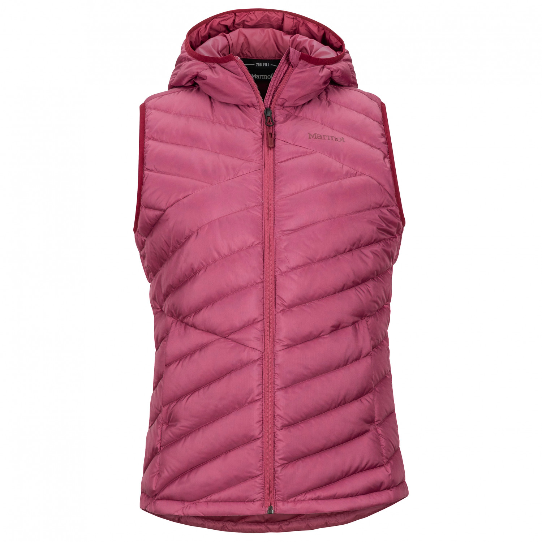 buy popular 0771f 9ea48 Marmot - Women's Highlander Hoody Vest - Gilet in piumino