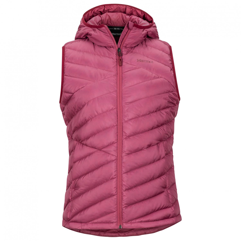 buy popular 6799c c2954 Marmot - Women's Highlander Hoody Vest - Gilet in piumino