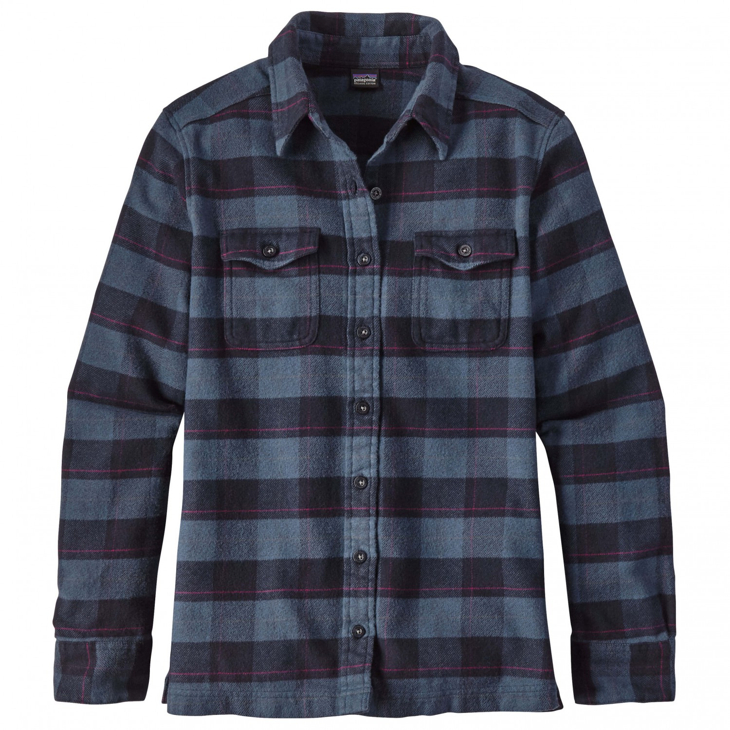 Patagonia l s fjord flannel shirt blouse women 39 s buy for Types of flannel shirts