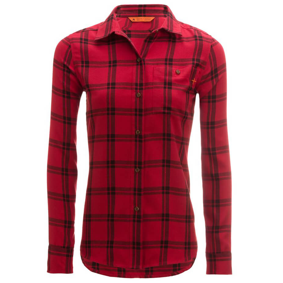 Basin range snow creek flannel shirt women 39 s buy for Types of flannel shirts