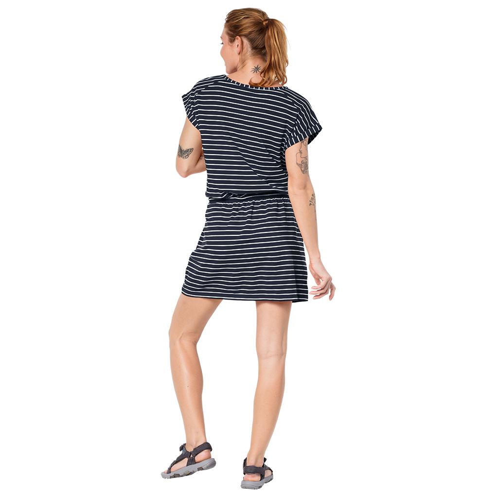 Klänning Jack Striped online köp Wolfskin Dress Travel Dam wIr6vIq