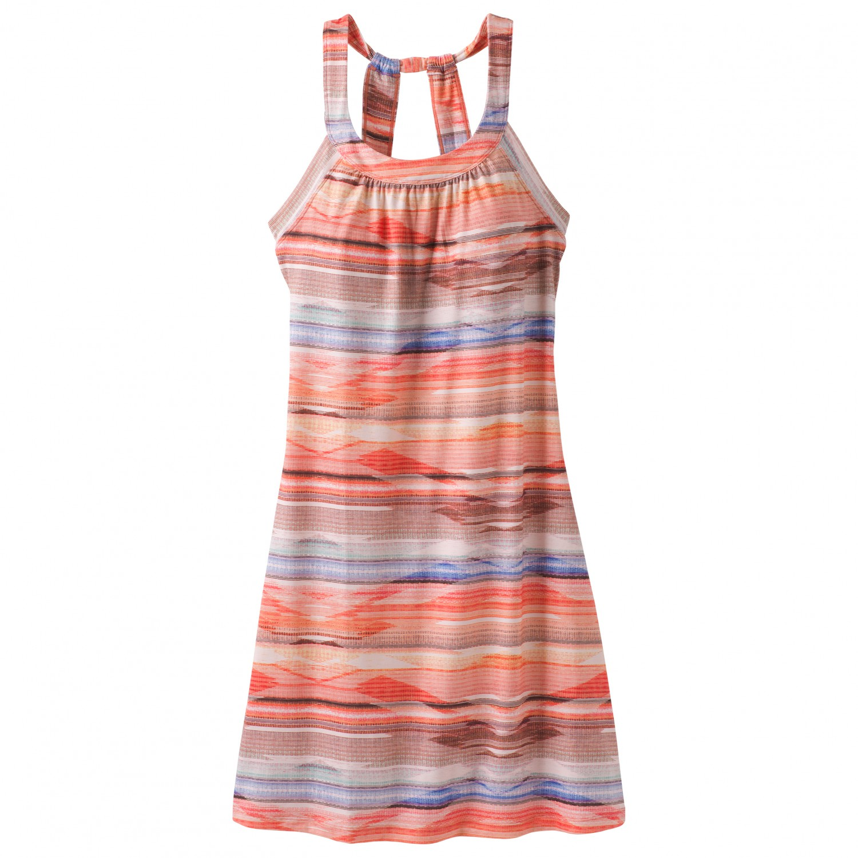 Prana Cantine Dress - Mekko Naiset  ba5d583165