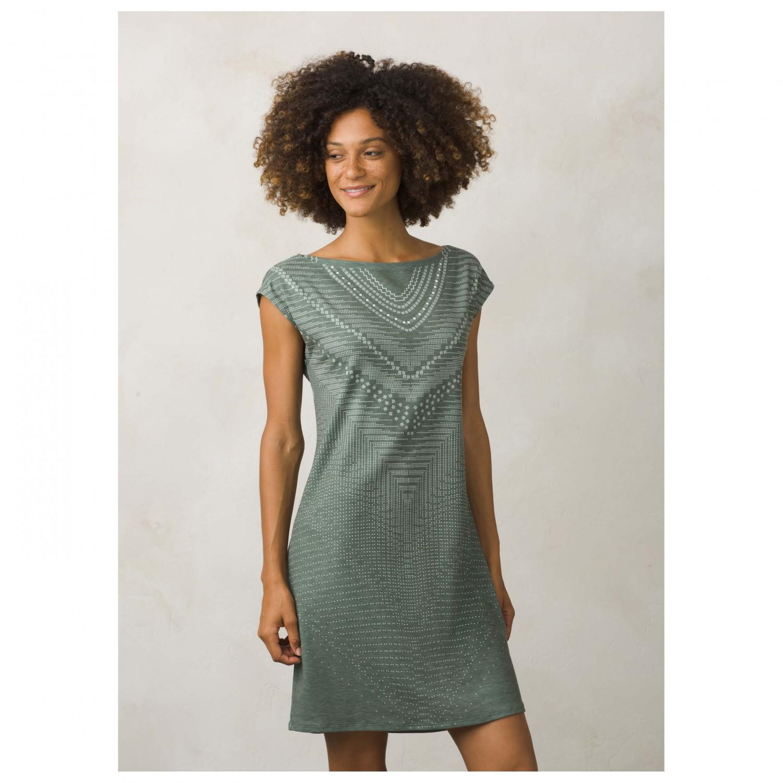 prAna Sanna Dress Black X-Small W31180494