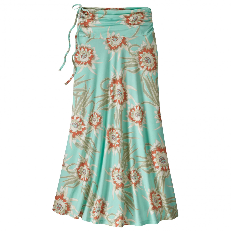 Patagonia Kamala Maxi Skirt - Dress Women\'s | Free UK Delivery ...