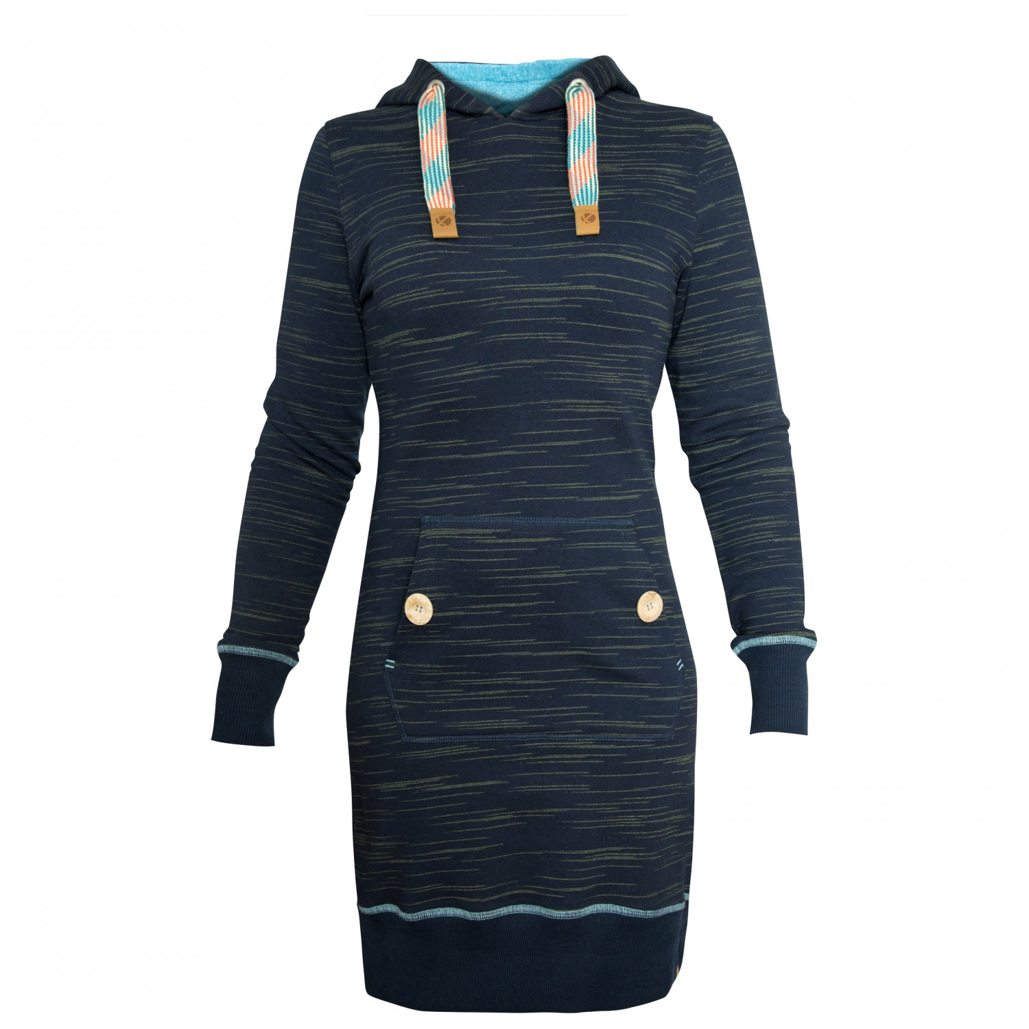 27446b3cf56baf ABK Colline Dress Sweat - Jurk Dames online kopen