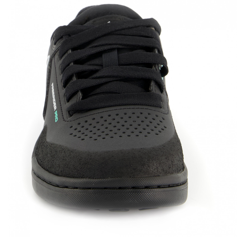 Five Ten Women's Freerider Pro Chaussures de cyclisme Carbon Shock Cyan Core Black | 3,5 (UK)