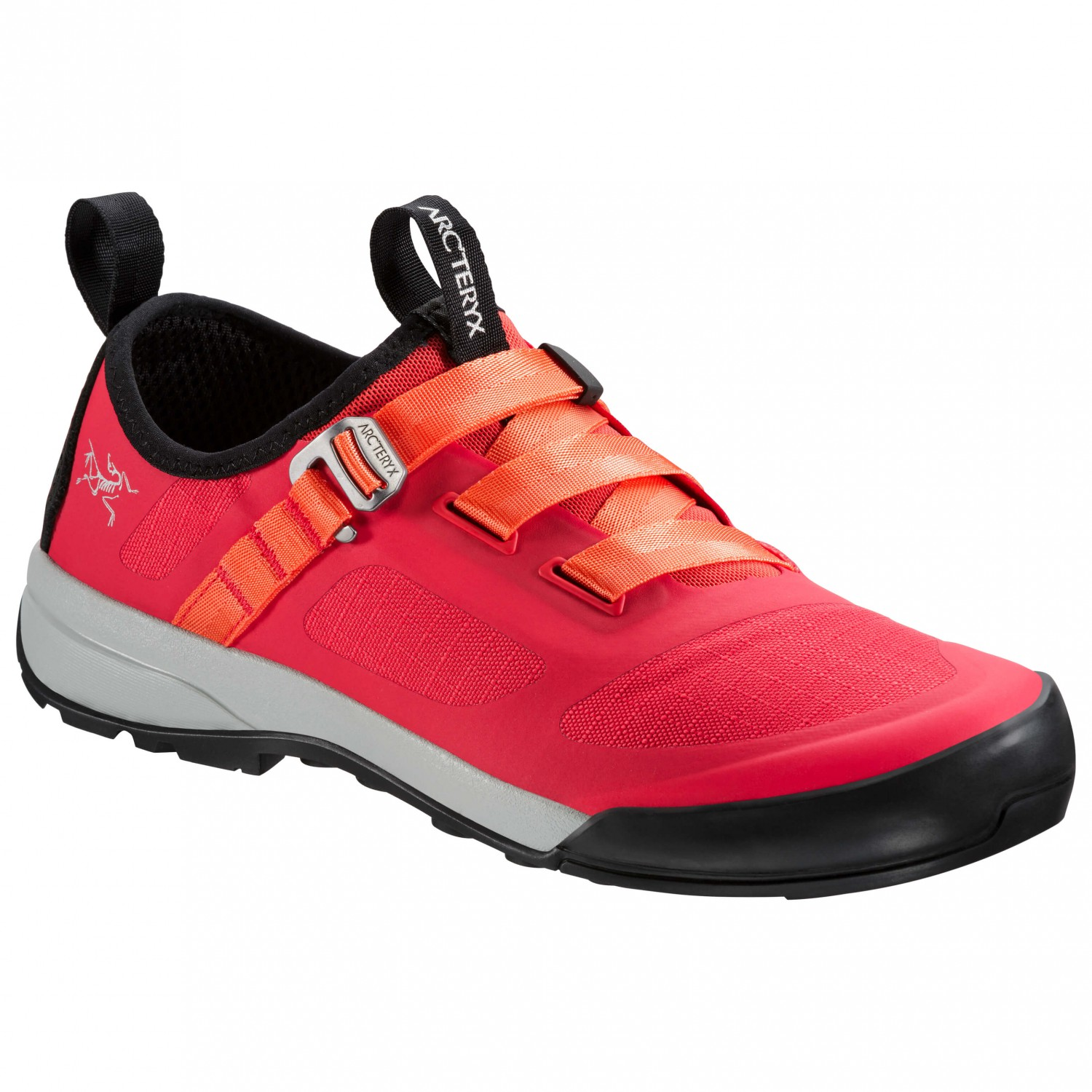 Arc'teryx - Women's Arakys - Approachschuhe Dragon Fruit / Autumn Coral