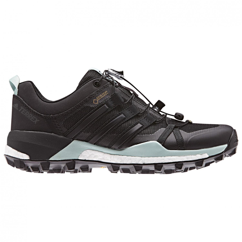 adidas - Women's Terrex Skychaser GTX - Approachschoenen - Core Black /  Core Black / Ash Green S18 | 5 (UK)