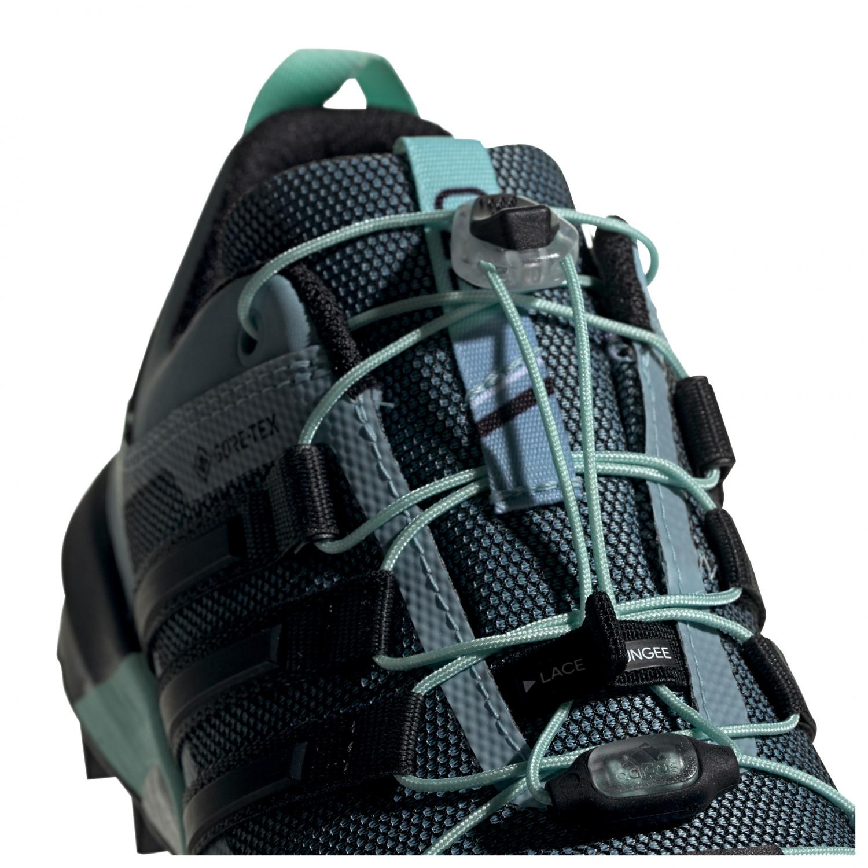 adidas Women's Terrex Skychaser GTX Chaussures d'approche Core Black Core Black Ash Green S18 | 5 (UK)