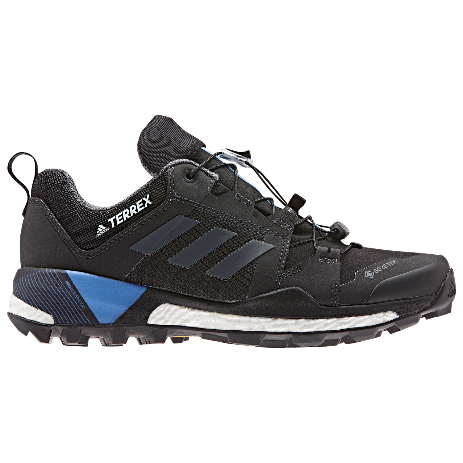 adidas - Women's Terrex Skychaser XT GTX - Approachschuhe - Core Black /  Grey Four / Real Blue | 3,5 (UK)
