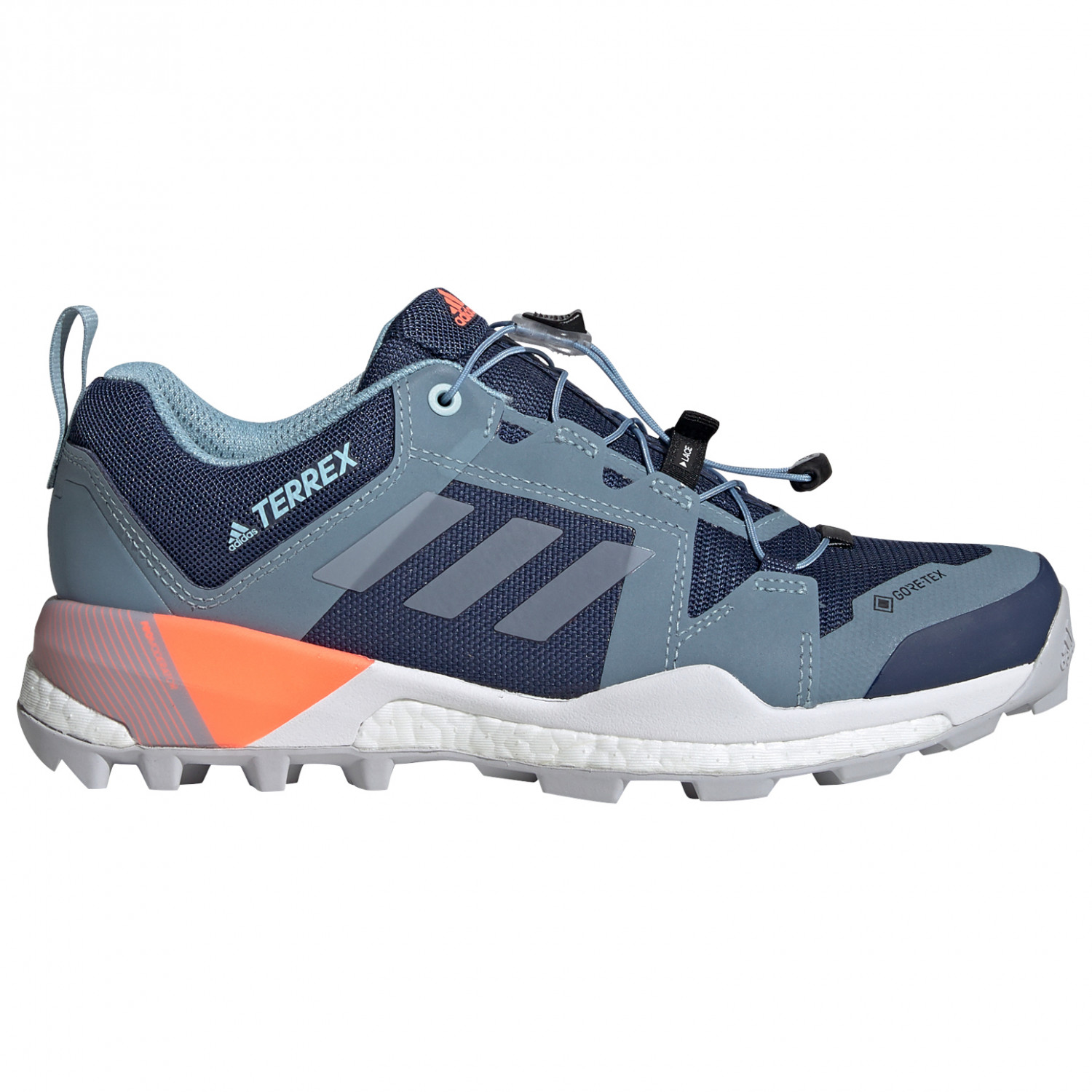 adidas Women's Terrex Skychaser XT GTX Approachschoenen Core Black Grey Four Real Blue | 3,5 (UK)