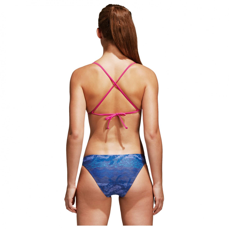 Adidas Beach Volleyball Bikini Allover Printed Bikini Dam