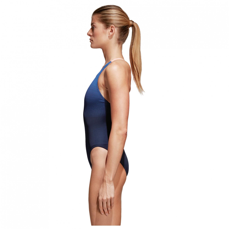 Adidas Performance Training Suite Placed Print Badeanzug