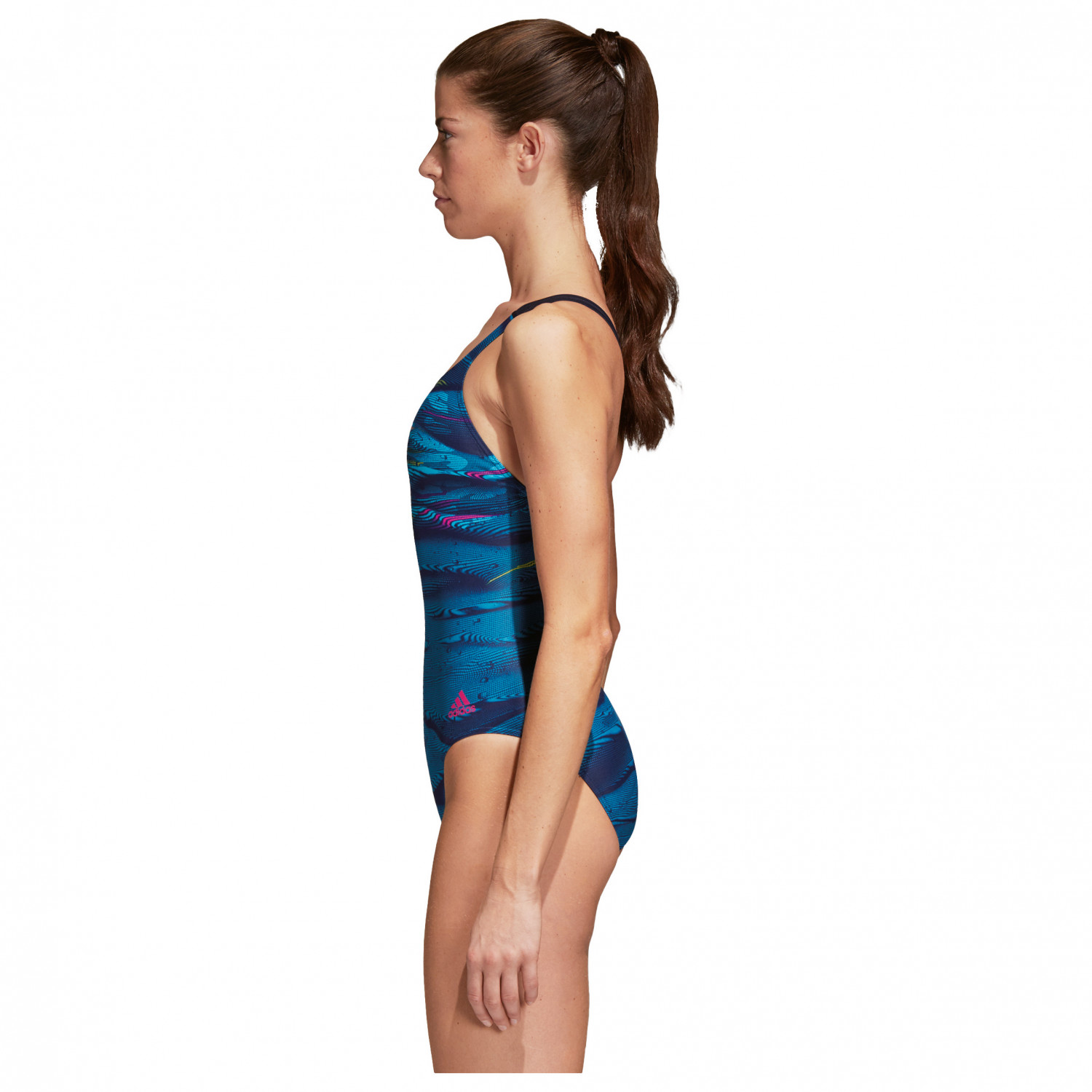 Adidas Fitness Training Suit Parley Commit Swimsuit