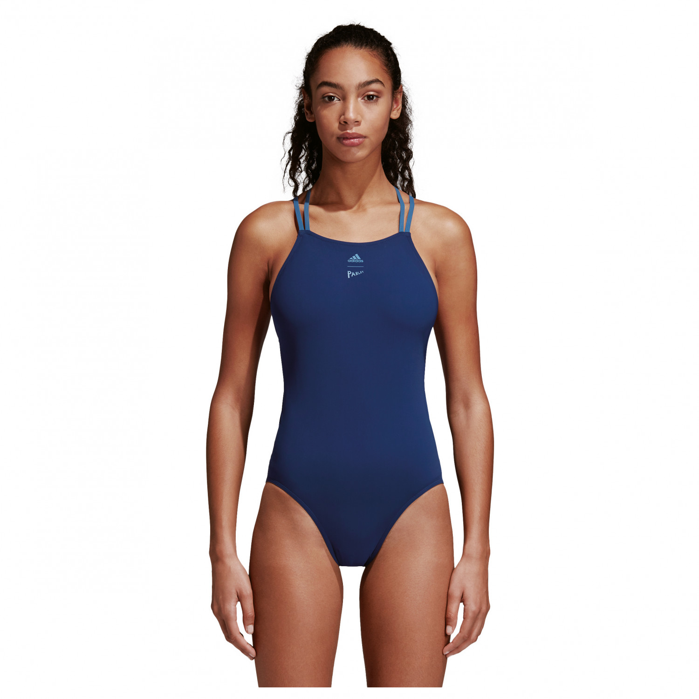 adidas Women's Regular Training Parley Swim Suit Badeanzug