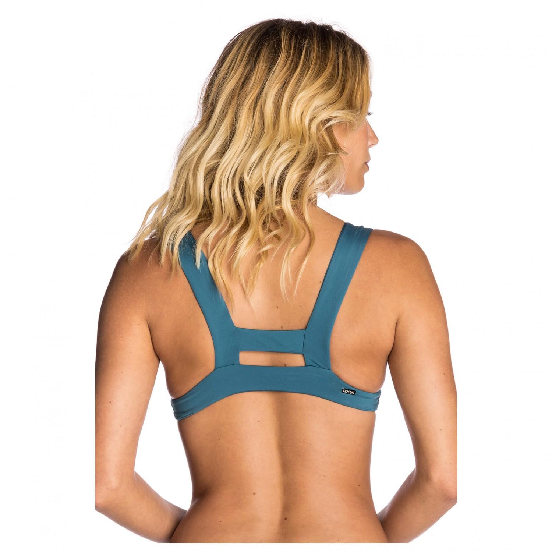 326109c5fa Rip Curl Mirage Pacific Light Halter Top - Bikini Top Women's | Buy ...