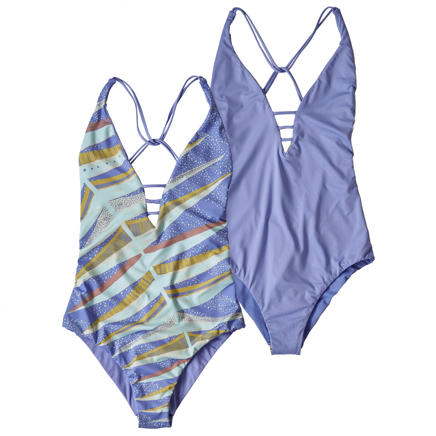 ce3a2fa4ba6b4 Patagonia - Women's Reversible Extended Break One-Piece - Swimsuit ...