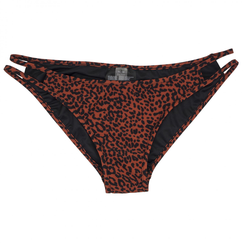 Hipster Spot Volcom Burnt Women's The RedL Bikini On Bottom UpSMzV