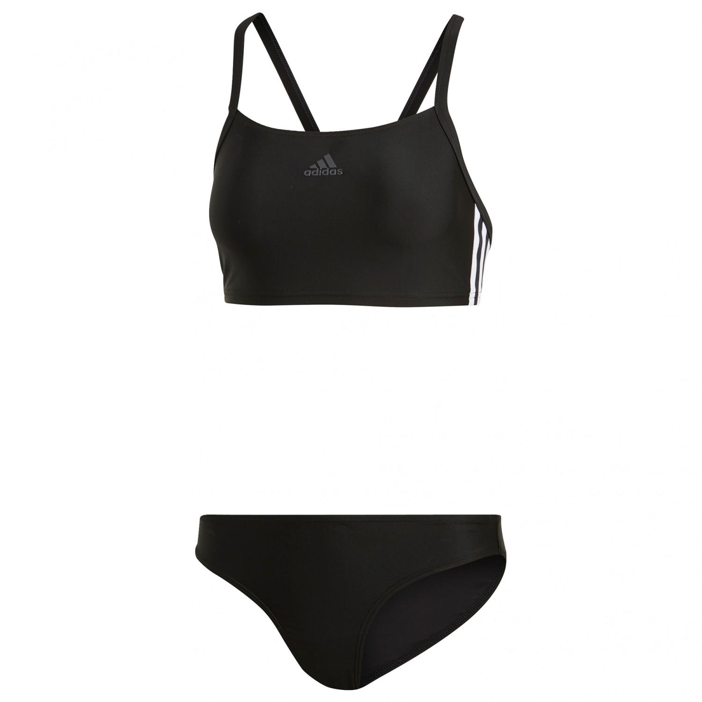 68d79ce5783c adidas - Women s Performance Fit 2-Piece 3-Streifen II - Bikini ...