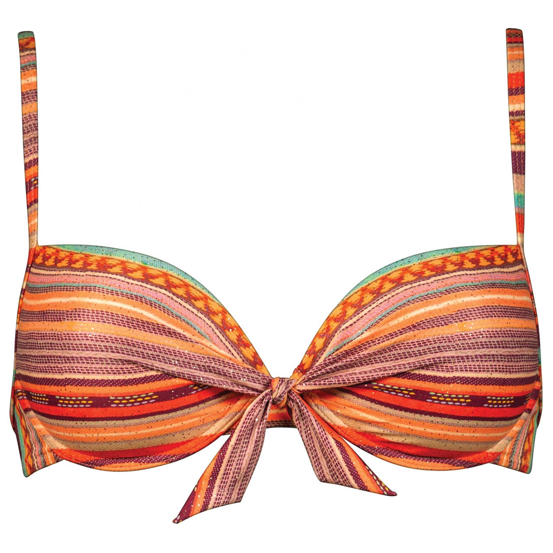 Watercult Damen Bikinioberteil Active Stripe