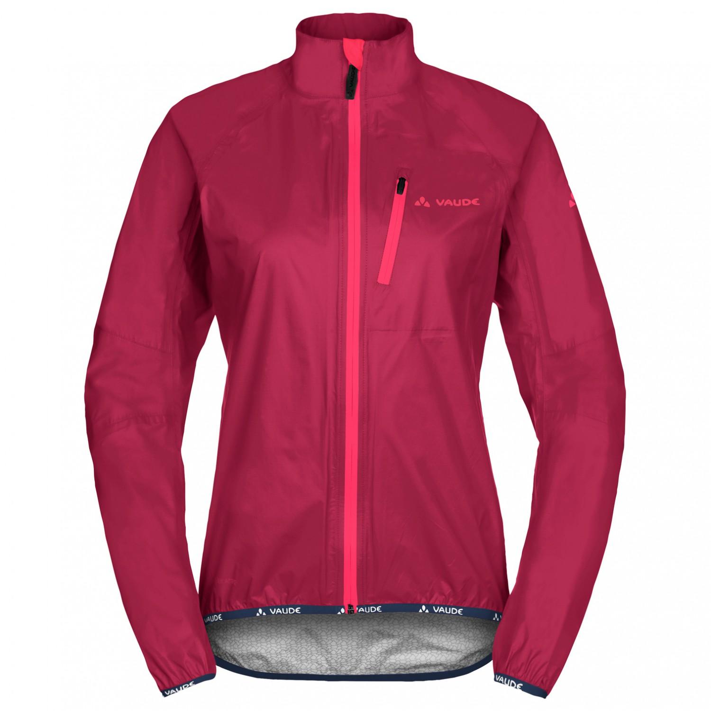 vaude drop jacket iii bike jacket women 39 s free uk. Black Bedroom Furniture Sets. Home Design Ideas