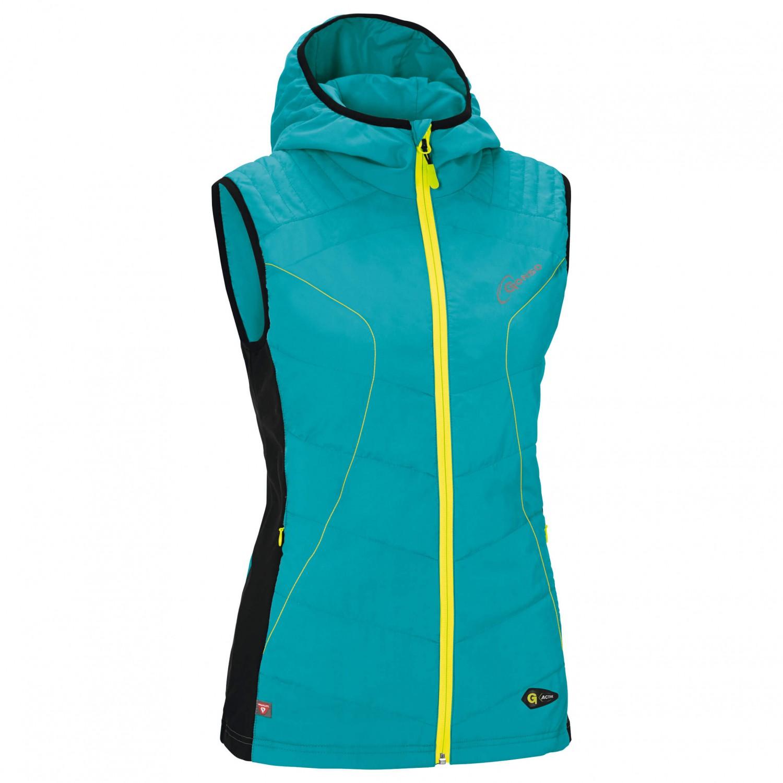gonso destin damen thermo active weste cycling vest. Black Bedroom Furniture Sets. Home Design Ideas