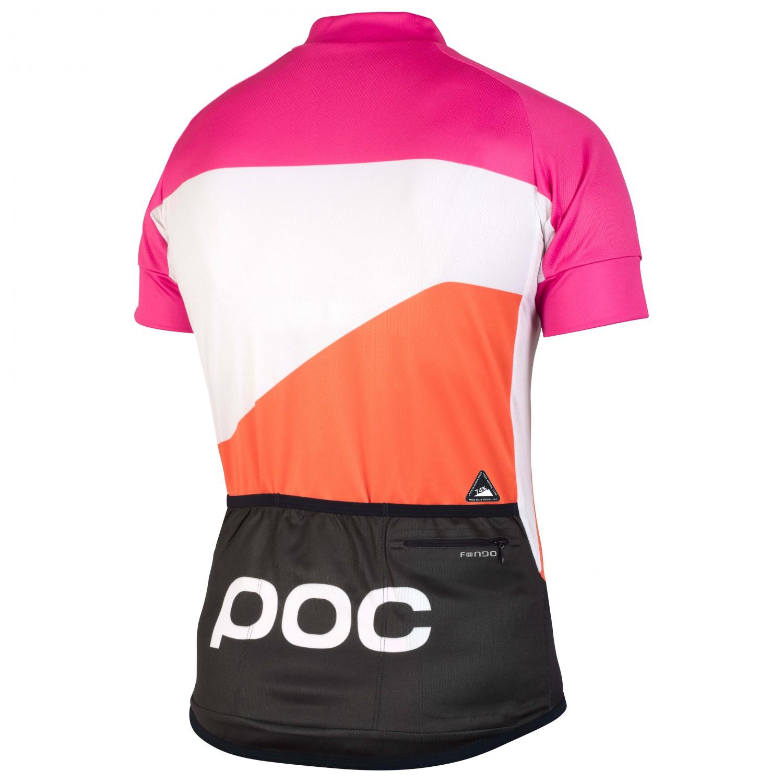 Hombre POC Fondo Classic Camiseta de Ciclismo