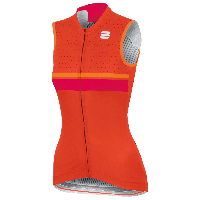 96be8f7e9 Sportful - Women s Diva Sleeveless Jersey - Cycling singlet ...