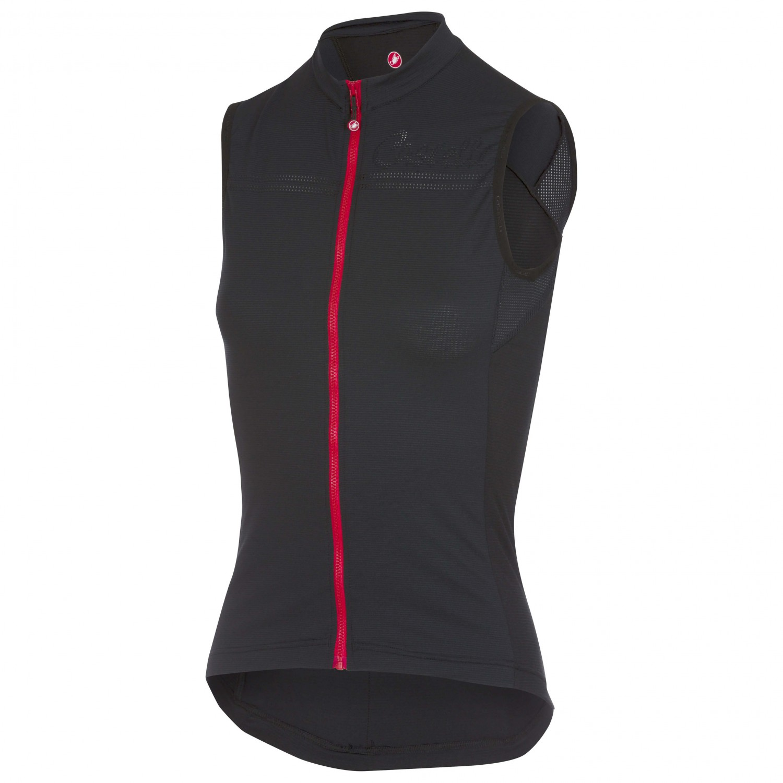 Castelli - Women s Promessa Sleeveless - Cycling singlet 3b106526c