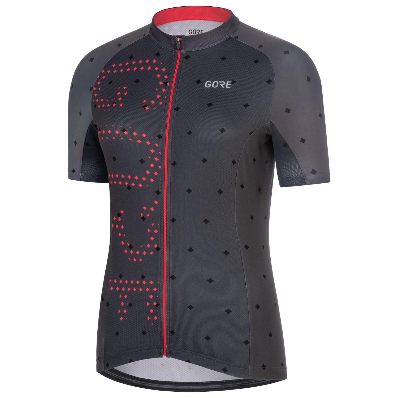 fe78086f3 GORE Wear - Women s C3 Brand Jersey - Cycling jersey ...