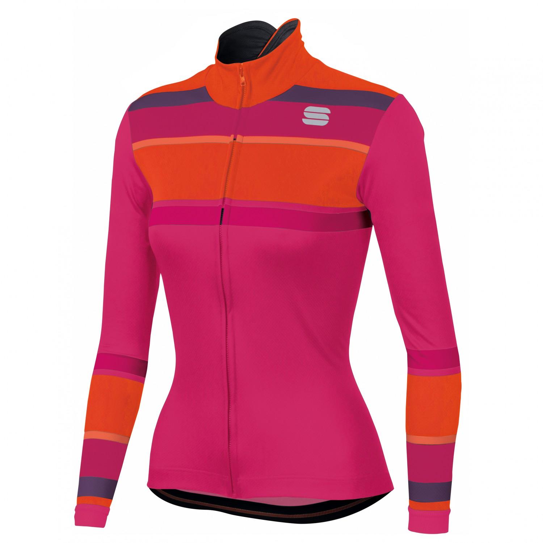 21b7f3890 Sportful Stripes Thermal Jersey - Cycling Jersey Women s