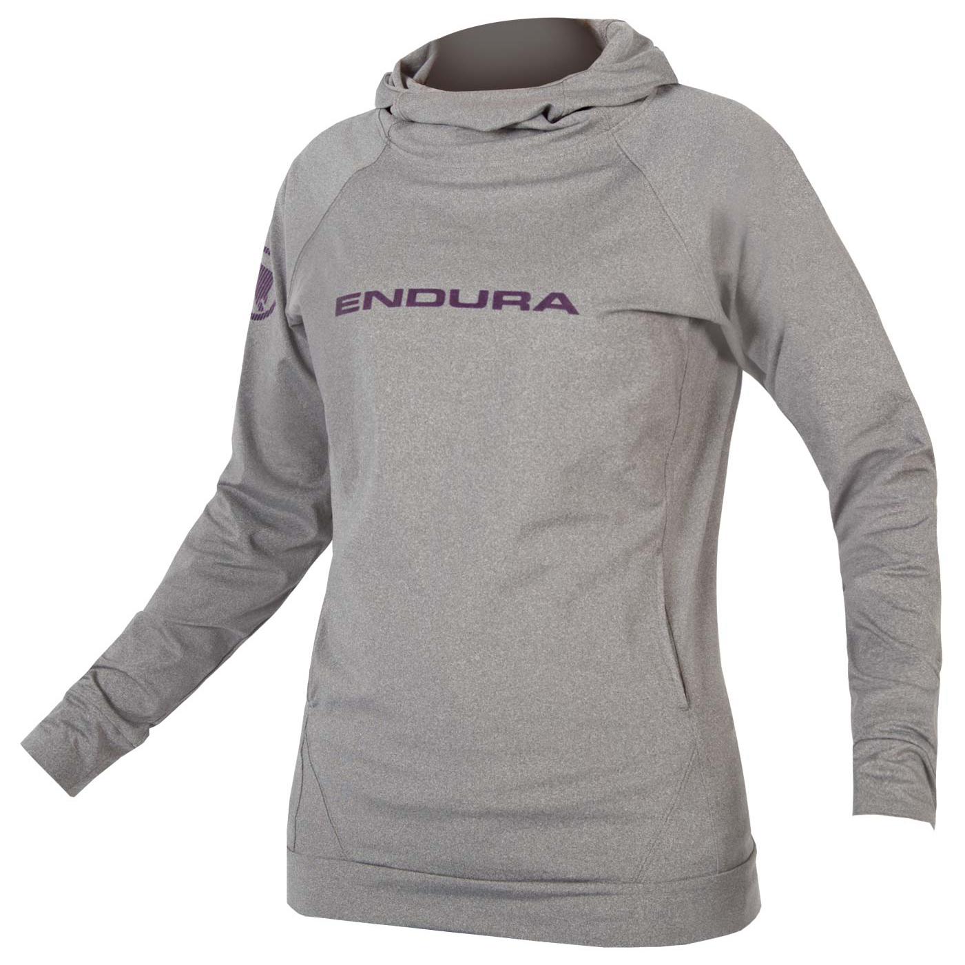 faf395914 Endura - Women s Singletrack Hoodie - Cycling jersey ...