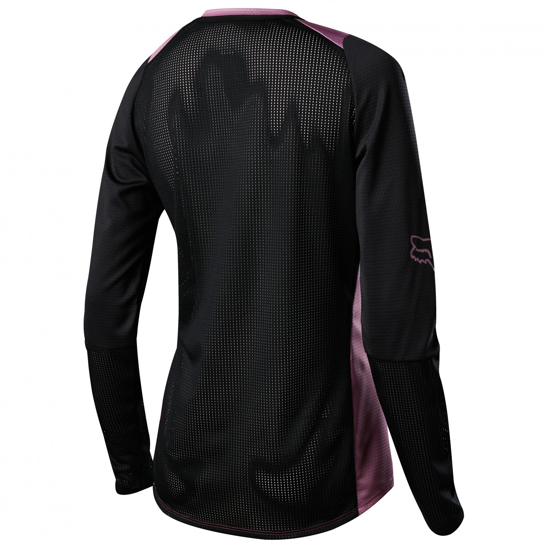 Fox Racing Defend L S Jersey Cycling Jersey Women S Buy Online Alpinetrek Co Uk