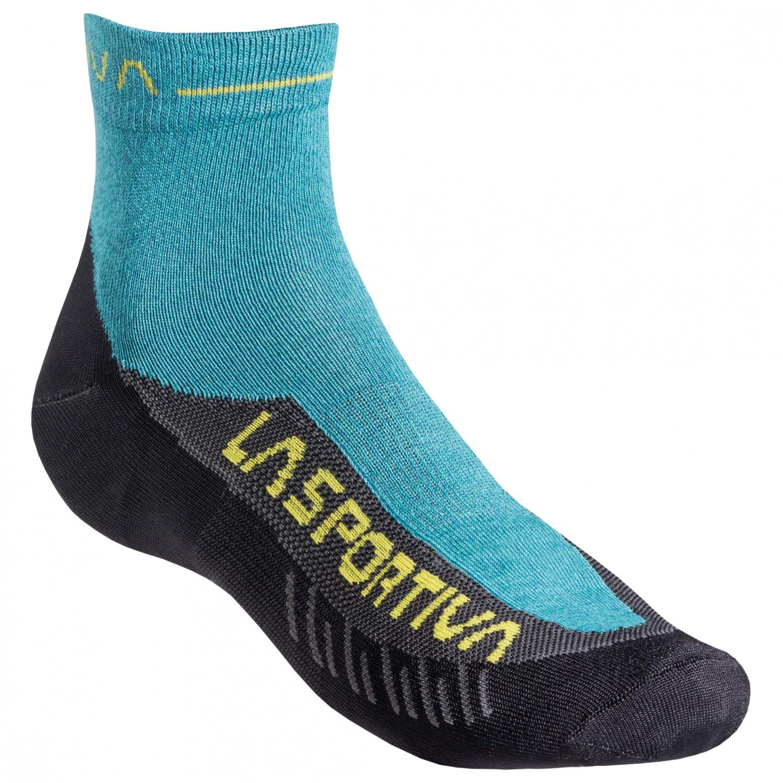 La Sportiva - TX Socks - Multifunktionssocken Emerald / Sulphur