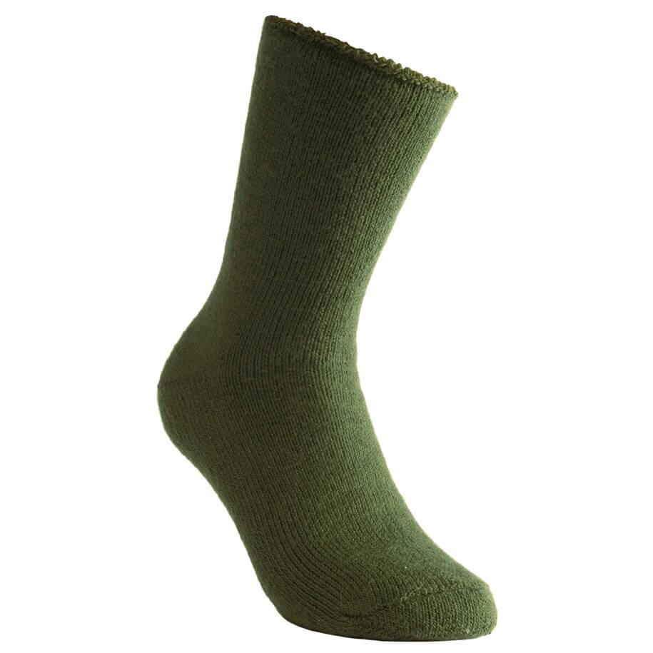 Woolpower - Socks 600 - Expeditionssocken Grün