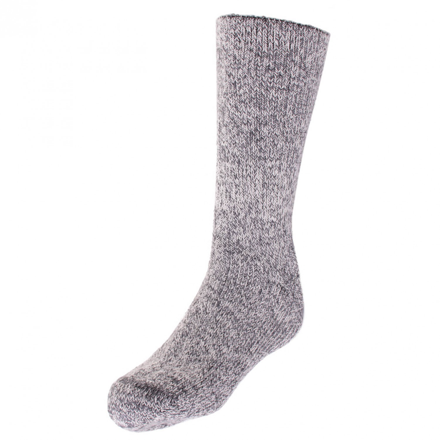 Woolpower - Socks 800 - Expeditionssocken Grau / Weiß