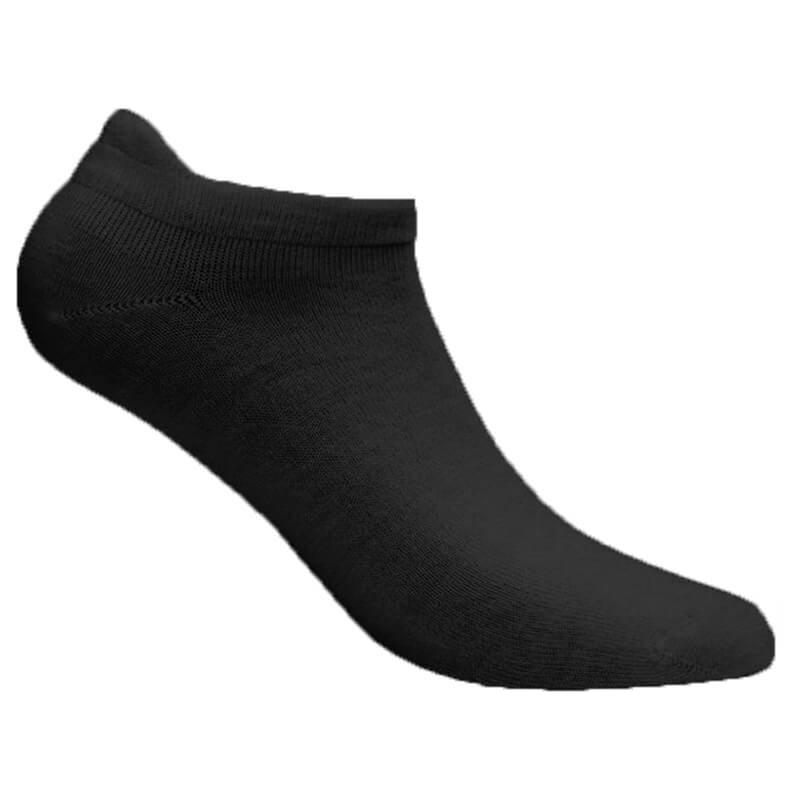 Woolpower - Shoe Liner - Multifunktionssocken Black