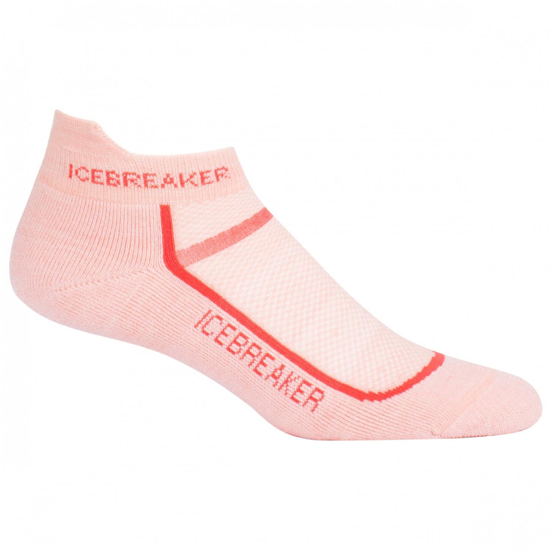 Icebreaker - Women's Multisport Micro Light Sorbet / Poppy Red